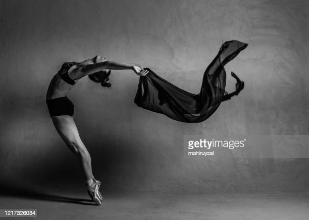 ballerina - muscular build stock pictures, royalty-free photos & images