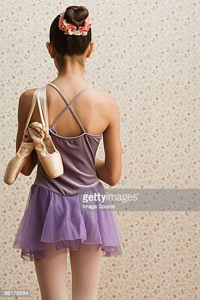 ballerina - purple skirt stock pictures, royalty-free photos & images