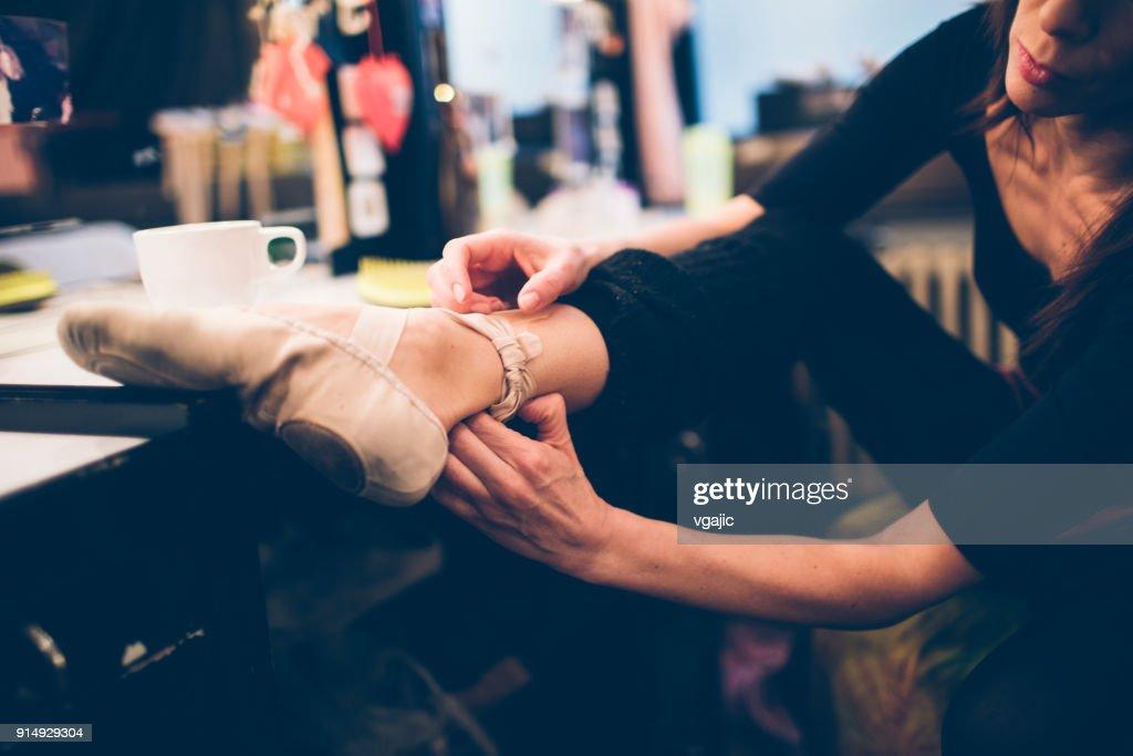 Ballerinas Life : Stock Photo