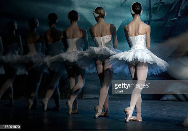 ballerinas - performing arts event stock pictures, royalty-free photos & images