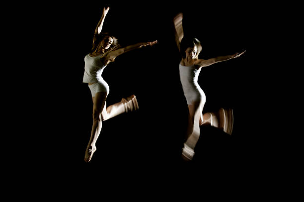 ballet and contemporary dancers