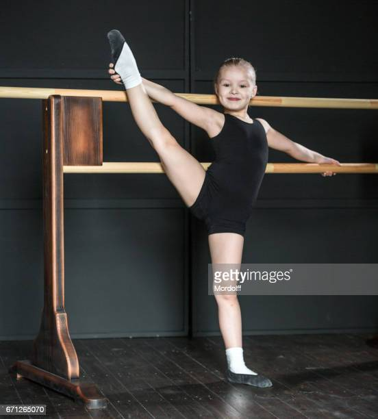 Ballet Barre training