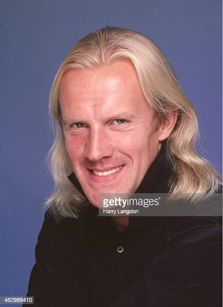 Ballet dancer and actor Alexander Godunov poses for a portrait in 1985 in Los Angeles California