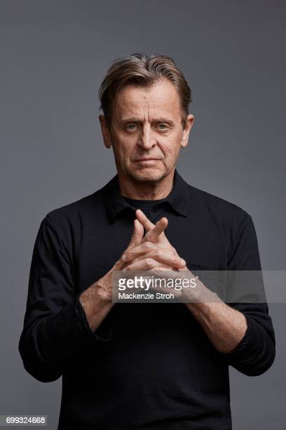 Ballet dancer Mikhail Baryshnikov is photographed for The Times on February 3 2017 at the Baryshnikov Arts Center in New York City