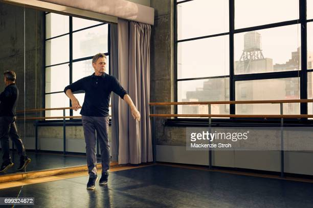 Ballet dancer Mikhail Baryshnikov is photographed for The Times on February 3 2017 at the Baryshnikov Arts Center in New York City PUBLISHED IMAGE