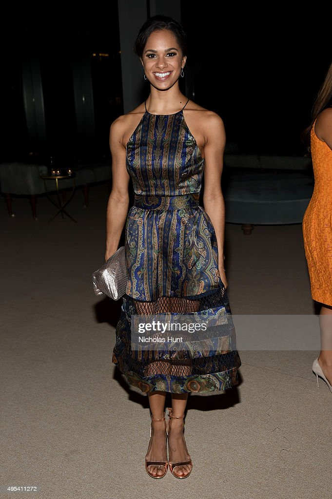 12th Annual CFDA/Vogue Fashion Fund Awards - Inside : Foto di attualità