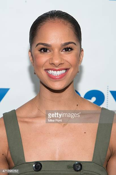 Ballet dancer Misty Copeland attends the 92nd Street Y Presents In Conversation with Misty Copeland and Amy Astley at 92nd Street Y on April 27 2015...