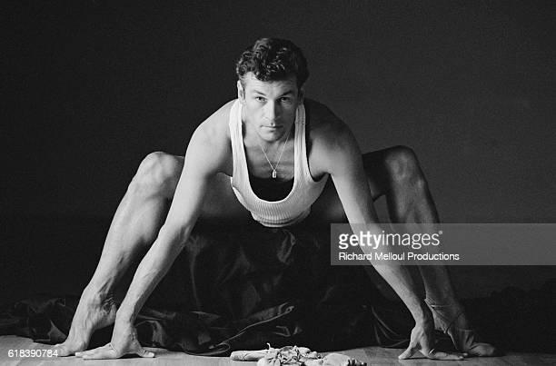 Ballet Dancer Patrick Dupond