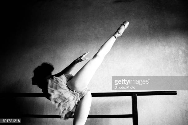 Ballet dancer Phiroza Lally, Mumbai, Maharashtra, India, Asia, 1989