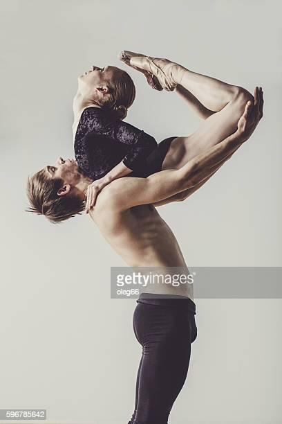 Bailarín de ballet
