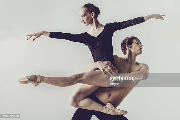 ballet dancer - ballet dancer stock pictures, royalty-free photos & images