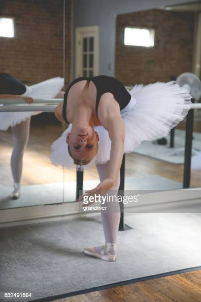 ballet dancer - isometric projection stock photos and pictures