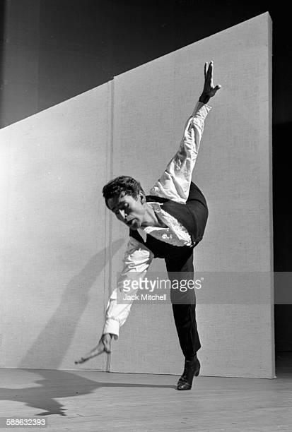 Ballet Espanol de Ximenez-Vargas, founded by Roberto Ximenez and Manolo Vargas, performing in 1960.