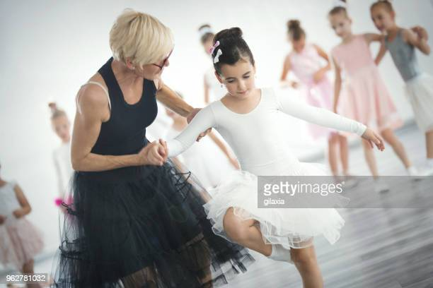 ballet practice. - tulle netting stock pictures, royalty-free photos & images