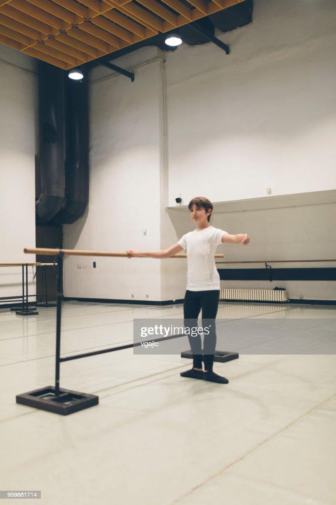 Ballett-school : Stock-Foto