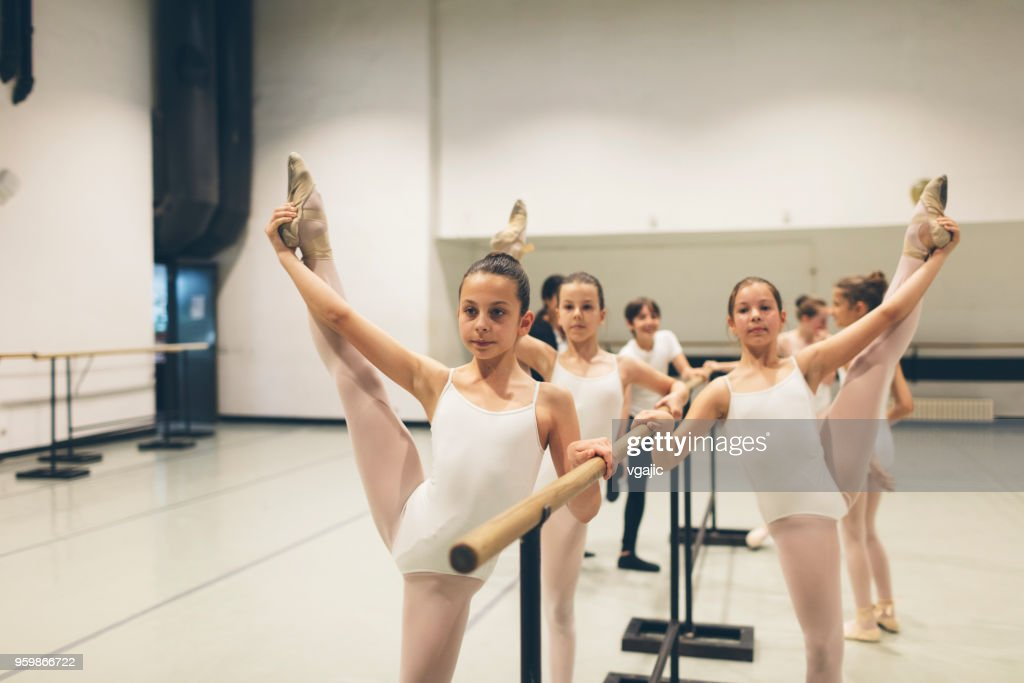 Ballett-school : Stock-Foto
