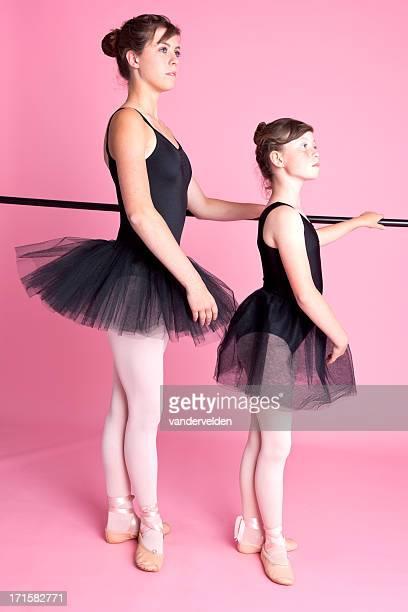 Ballet Sisters dans Tutus