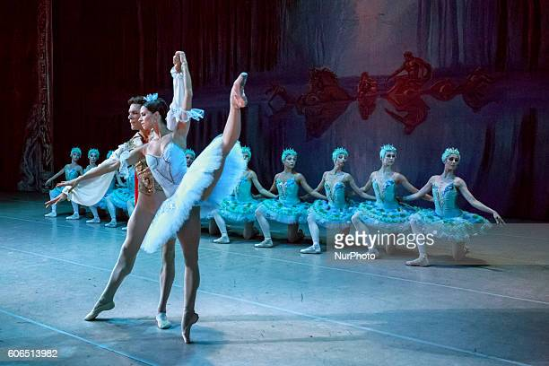 ballet The Sleeping Beauty at the Kyiv Opera and Ballet in Kiev Ukraine on 15 September 2016