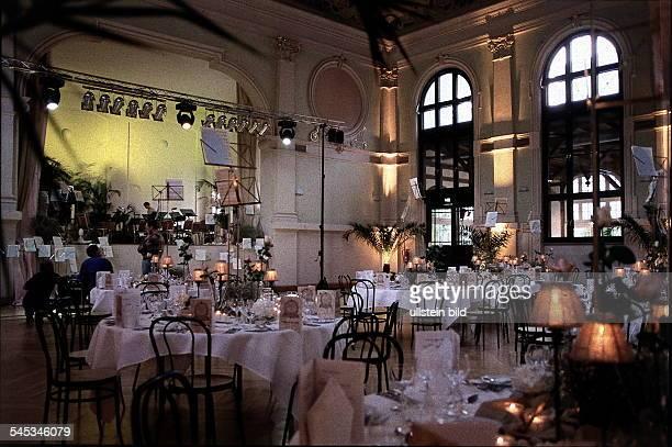 Ballhaus Pankow Innenansicht 1999