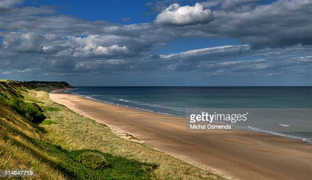 ballinesker beach, co. wexford - ウェックスフォード州 ストックフォトと画像