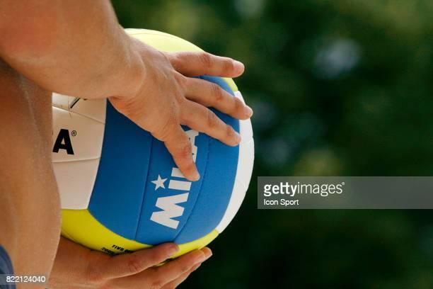 Ballon Beach Volley Henkel Grand Chelem World Tour 2008 Champs de Mars Paris