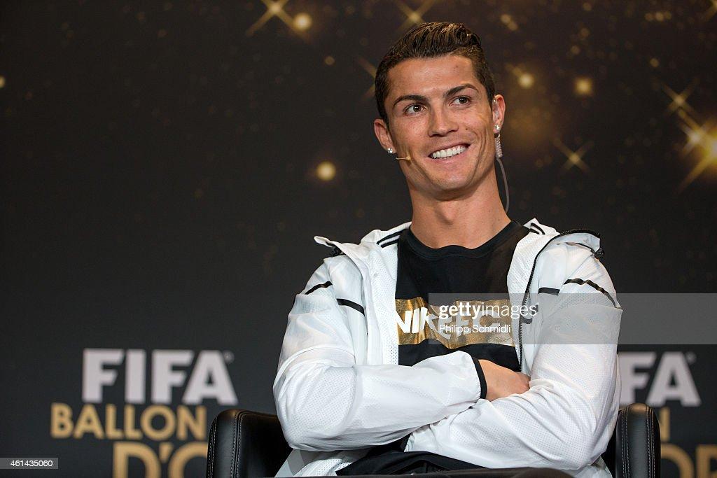FIFA Ballon d'Or Gala 2014 : News Photo