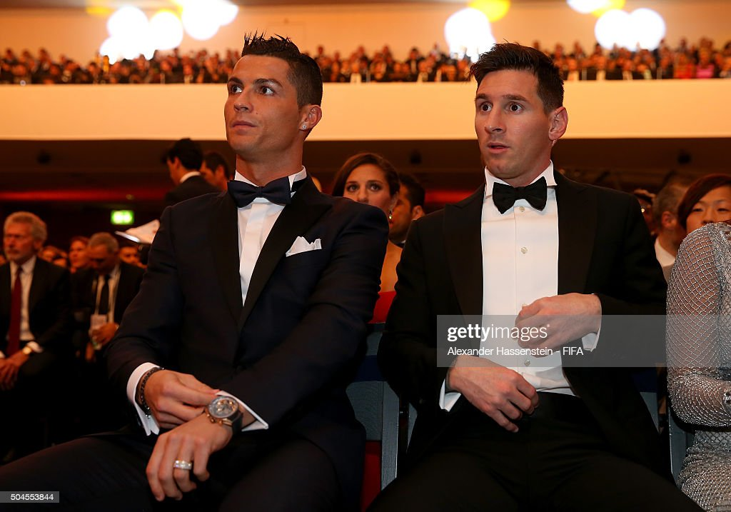 FIFA Ballon d'Or Gala 2015 : News Photo