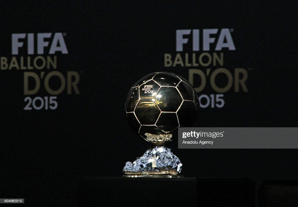 FIFA Ballon d'Or ceremony in Zurich : ニュース写真