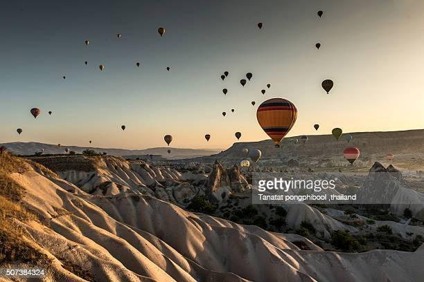 Balloon Air at Cappadocia in Turkey.