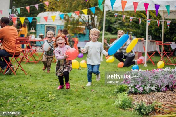 balloon fun - gala stock pictures, royalty-free photos & images