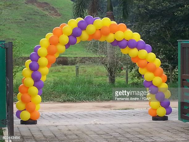 Balloon gate