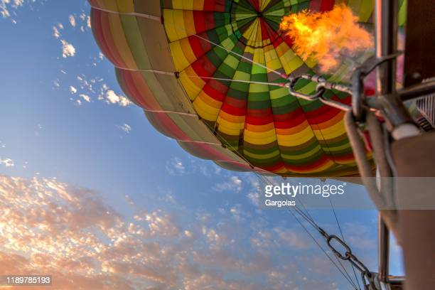 balloon in luxor, egypt - balloon stock pictures, royalty-free photos & images