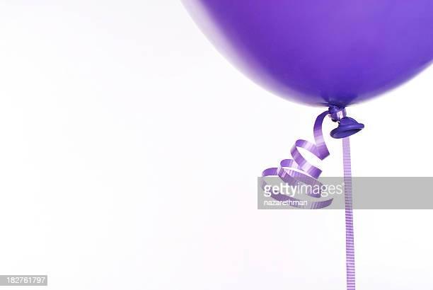 balloon - purple