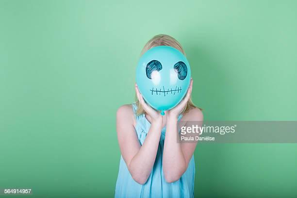 Balloon Skull