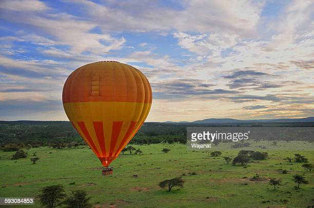 Ballooning Away