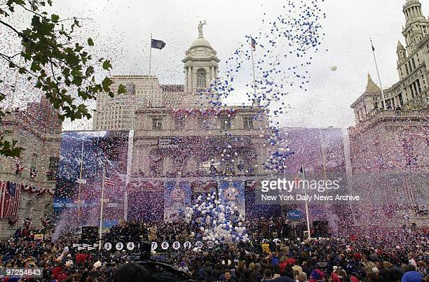 60 Top New York Yankees World Series Victory Parade Pictures Photos