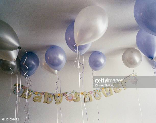 Balloons on Ceiling