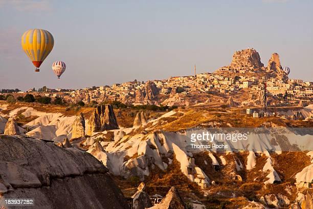 Balloons over Uchisar