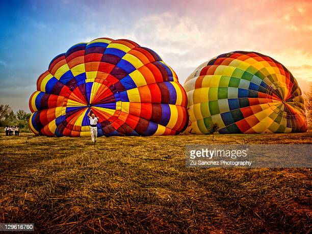 balloons - inflating stock pictures, royalty-free photos & images