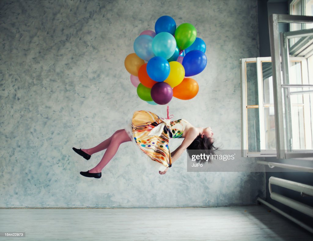 Balloons : Stock Photo