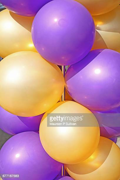 balloons - arch stock pictures, royalty-free photos & images
