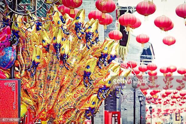 balloons - china oost azië stockfoto's en -beelden