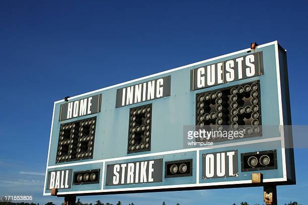 Ballpark - Scoreboard 01