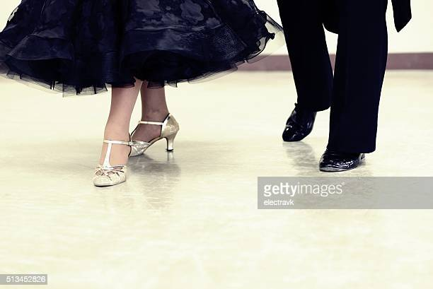 ballroom dancers - evening ball stock pictures, royalty-free photos & images