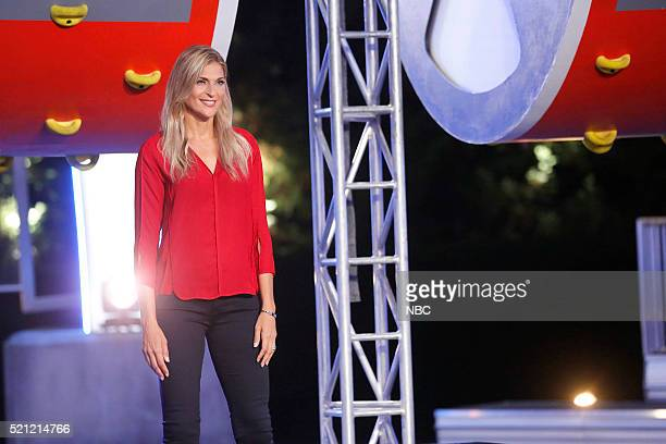 STRONG Balls to the Wall Episode 102 Pictured Gabrielle Reece