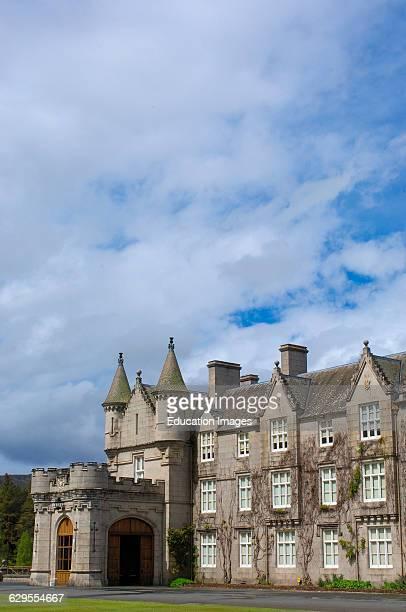 Balmoral Castle Aberdeenshire Scotland UK