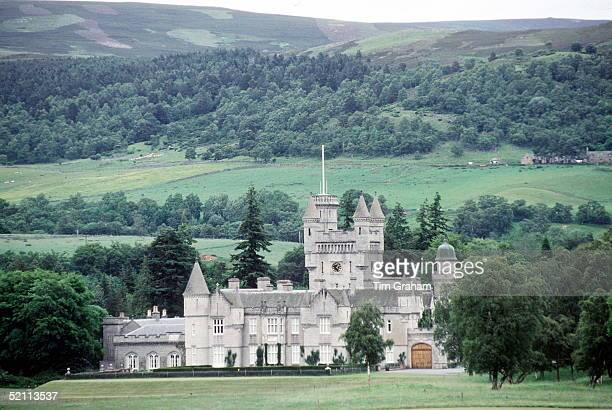 Balmoral Castle And Grounds, Scotland.
