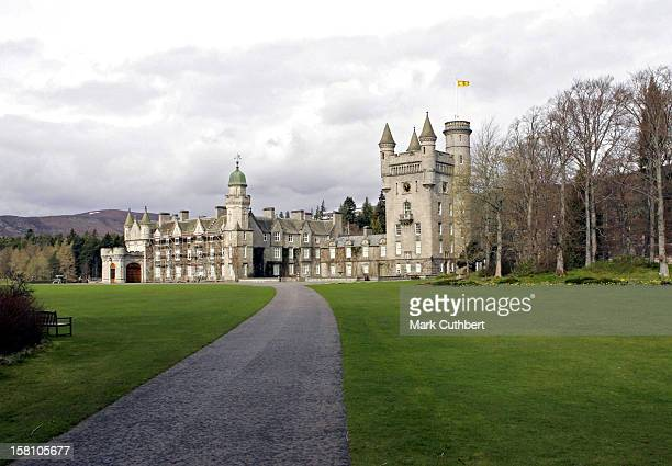 Balmoral Castle & Estate. .
