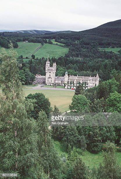 Balmoral Castle The Personal And Private Property Of The Royals Is Used By Them For Eight To Ten Weeks Each Year During August September And October...