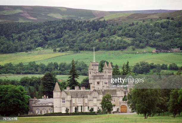 Balmoral Castle the Royals' Scottish home